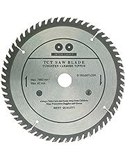 Inter-Craft 180 mm sågblad av högsta kvalitet cirkelsågblad för trä 180 x 20 mm 60 tänder