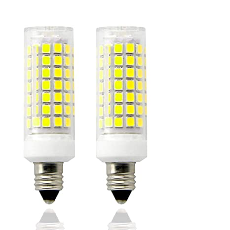UNIQUEJASON E11-90 - Bombillas LED regulables (75 W, 100 W, JD