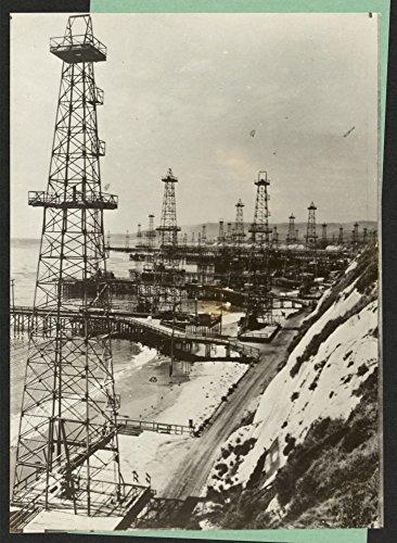 oil derrick pictures - 1
