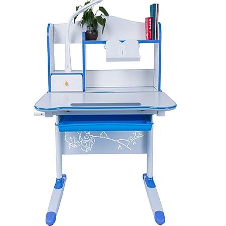 Set de escritorio y silla para niños Mesa y silla abatibles para ...