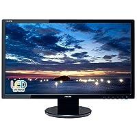 Asus 23,6 VE247H D-Sub+DVI+HDMI LED black, 90LMC2101Q01041C (LED black)