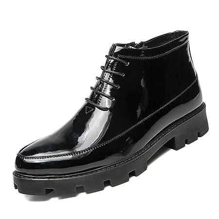 Xiazhi Blockabsatz Herren Aus Shoes StiefelettenSchnürer 5c34ALqRj