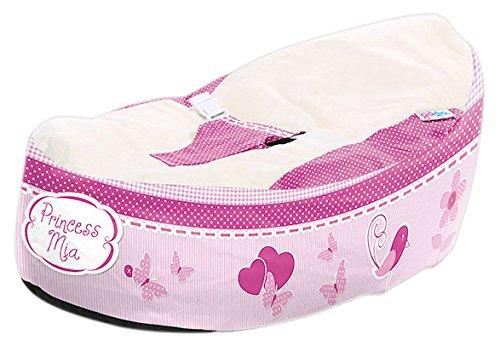 rucomfy Sitzsack Luxury Cuddle Soft Little Pink Princess Gaga Baby Sitzsack RUCGAGAPINKPRINCESS