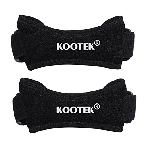 Kootek Adjustable Neoprene Basketball Tendonitis product image