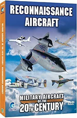 Military Aircraft Of The 20th Century Reconnaissance Aircraft [DVD]