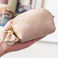 c94f8f40a189d Mini Portemonnaie Piebo Damen Leder Kleine Süß Mini Brieftasche ...