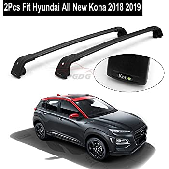 Amazon Com Kpgdg 2pcs Fit For Hyundai New Kona 2018 2019
