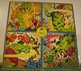 The Incredible Hulk 4 Stories Vinyl 1978