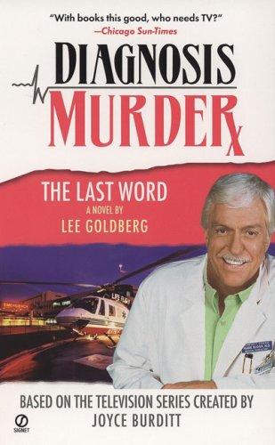 Diagnosis Murder #8: The Last Word pdf epub