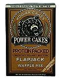 Kodiak Cakes Power Cakes, Non GMO Protein Pancake, Flapjack and Waffle Mix, Crunchy Peanut Butter, 18 Ounce