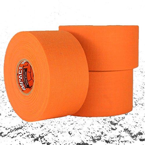 IMPACT Athletic Tapes – Neon Orange Athletic Tape 1.5