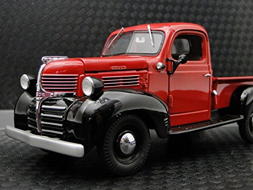 Dodge Pickup Truck 1940s Sport Hot Rod 1 Vintage 24 Car 18 Rat 12 Pre Built 25 Diecast Model Art
