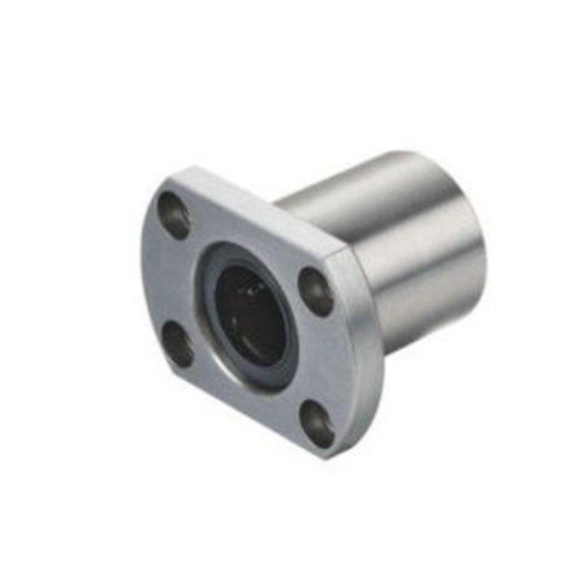 2pcs LMH6UU flange linear bushing linear bearing CNC part