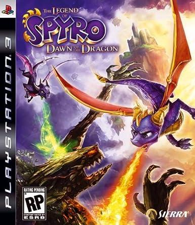 La Leyenda de Spyro: La fuerza del Dragón: Amazon.es: Videojuegos