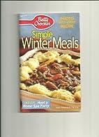 Betty Crocker Simple Winter Meals (January…