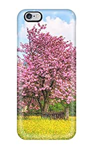 Awesome Case Cover/iphone 6 Plus Defender Case Cover(cherry Tree Hdtv 1080p)