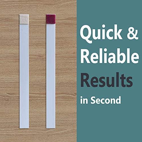 Wondview Ketone Test Strips: Testing Ketosis Based on Your Urine, 100 Ketone Urinalysis Tester Strips 6