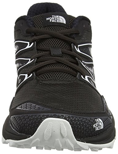 The North Face Men's Litewave Endurance Running Shoes Multicolour (Tnf Black/Tnf White) upFdTGkf