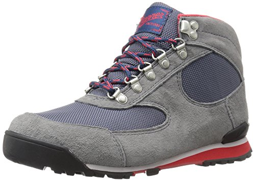 Danner Women's Portland Select Jag Hiking Boot, Steel Gray/Blue Wing Teal, 10 M US