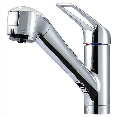 タカギ 蛇口一体型浄水器 みず工房エコ