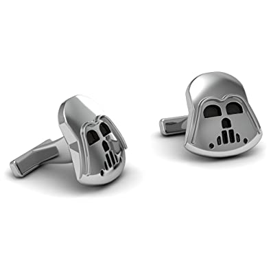 Soan Jewelry La mejor Star Wars Darth Vader gemelos plata ...