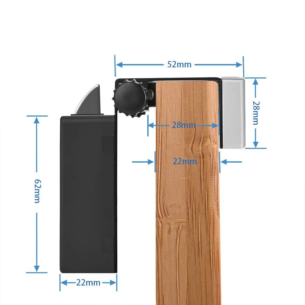 armoire armoire /à chaussures portes sans trou Serrures de tiroir avec empreintes digitales pour maison Installation sans d/émolition