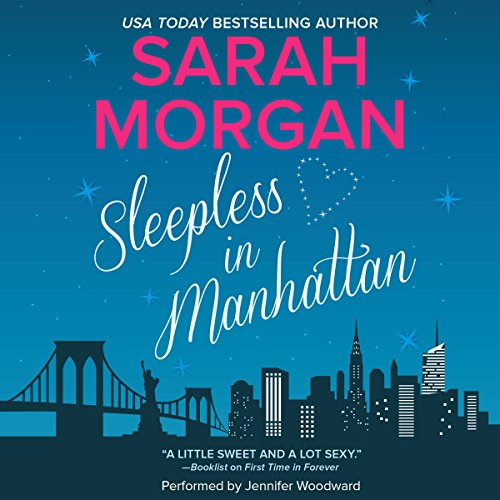 Sleepless in Manhattan: From Manhattan with Love, Book 1 by Harlequin Audio