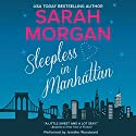 Sleepless in Manhattan: From Manhattan with Love, Book 1 Hörbuch von Sarah Morgan Gesprochen von: Jennifer Woodward