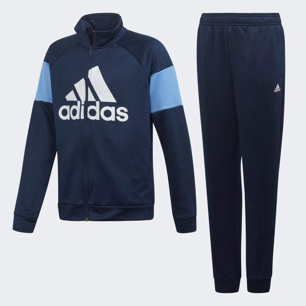 adidas Kids Track Suit Running Training School Jacket Pants Boys Fashion