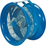 Patterson Yoke-Mount Fan - 22in. Dia., 1/2 HP, 115 Volt, Model# H22A/YM22-115V