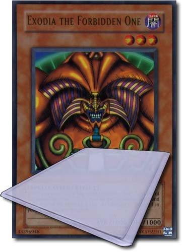 YuGiOh Card(Limited Edition):MC1-EN001 Exodia the Forbidden One(Secret Rare) by Greylight - Limited Greylight