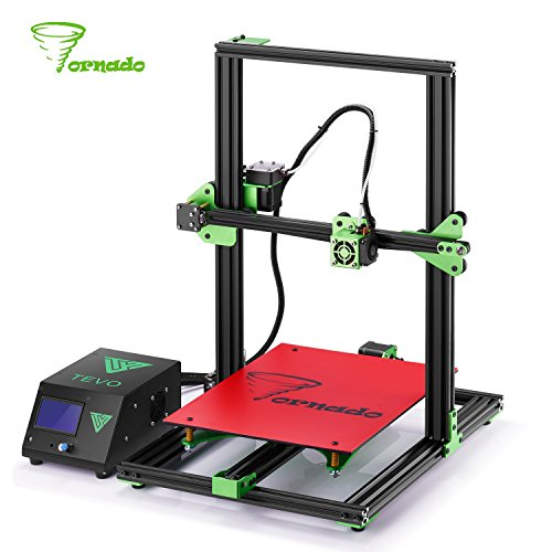 TEVO Tornado Fully Assembled 3D Printer 3D Printing