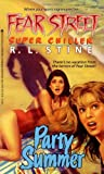 Party Summer, R. L. Stine, 0671729209
