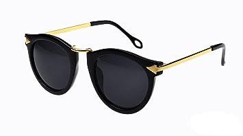 Femmes Hommes Été Glasses, Unisex Mode Anti UV400 lunettes de soleil par Reaso (06)