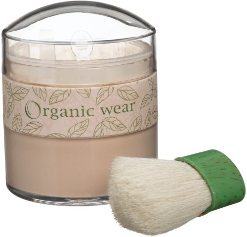 Physicians Formula Organic Wear 100% Natural Loose Powder, Buff Beige Organics, 0.77-Ounces Jar