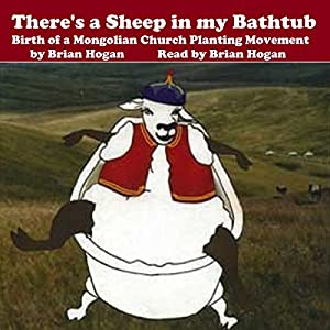 There's a Sheep in My Bathtub Audiobook