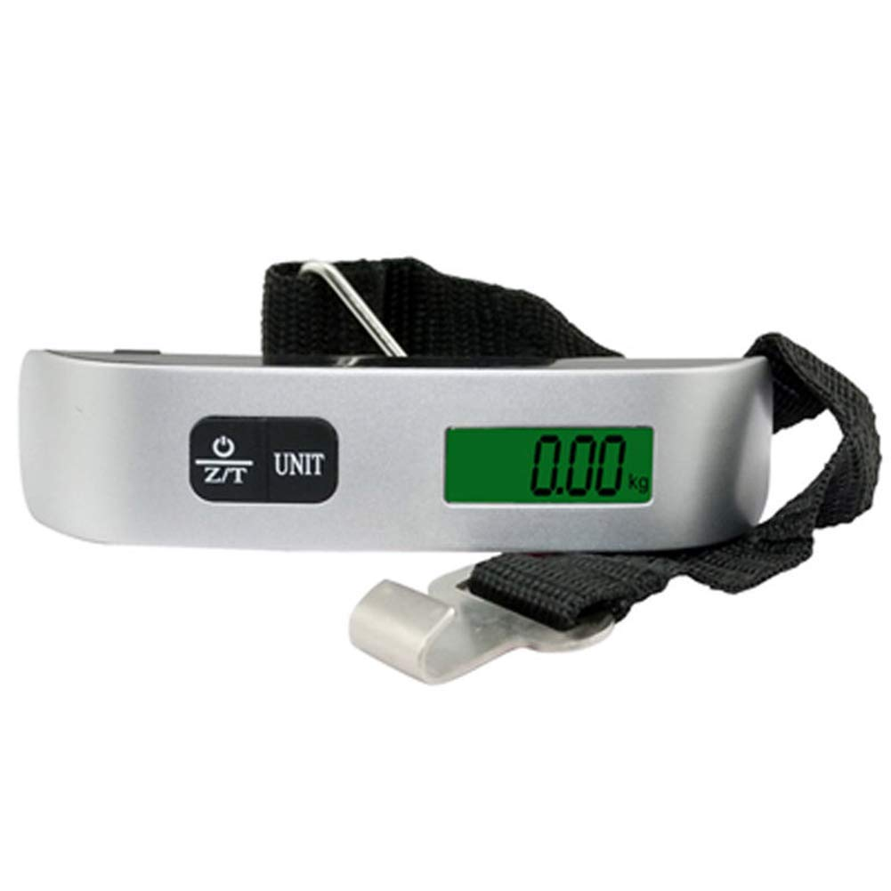 MILAIDI Mini Digital Scale, 1Pc 50Kg 10G Electronic Portable Digital Luggage Weight Hanging Scale Travel by MILAIDI