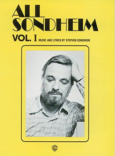 All Sondheim, Volume 1