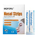 MQFORU 50-Count Better Breath Nasal Strips Large (66mm*19mm)