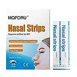 MQFORU 100ct Large Better Breathe Nasal Strips to Reduce Snoring