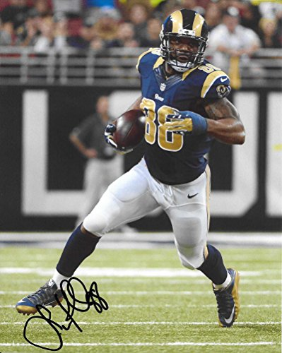 - Lance Kendricks, LA Rams, St Louis Rams, Signed, Autographed, 8X10 Photo, a Coa with the Proof Photo of Lance Signing Will Be Included-