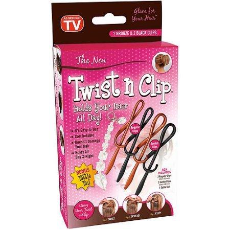 Twist Clip Pack Plus Bonus