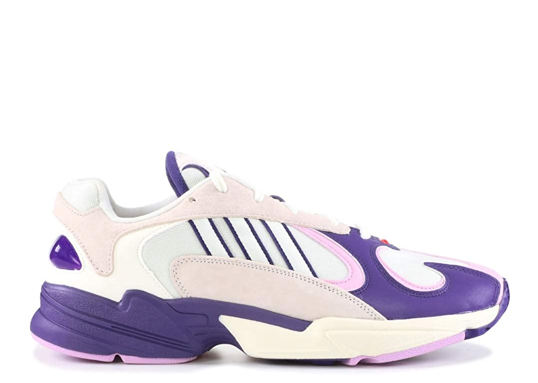Amazon.com | adidas Yung-1 Dragon Ball Z Frieza D97048 White/Purple | Fashion Sneakers