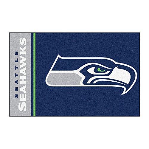- FANMATS NFL Seattle Seahawks Nylon Face Starter Rug