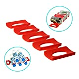 Honana CF-KTO2 Silicone Can Storage Holder Mat Refrigerator Fridge Beer Rack Space Saver Organizer