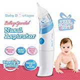 Baby Boutique Baby Nasal Aspirator - Nose Cleaner