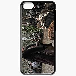 diy phone casePersonalized ipod touch 5 Cell phone Case/Cover Skin Game Of Thrones Blackdiy phone case