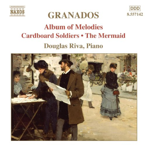 Granados: Piano Music, Vol. 8 .