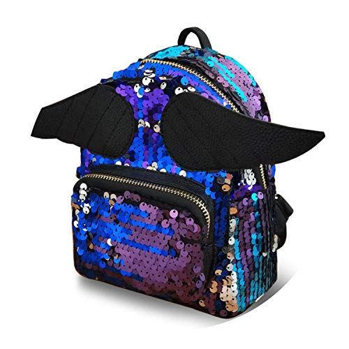 Mini Sequins Backpack Mochila Feminina Escolar Backpacks Bags#30,W,China (Handbag Isabellas Shop)