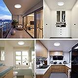 2Pack LED Flush Mount Panel Ceiling Light